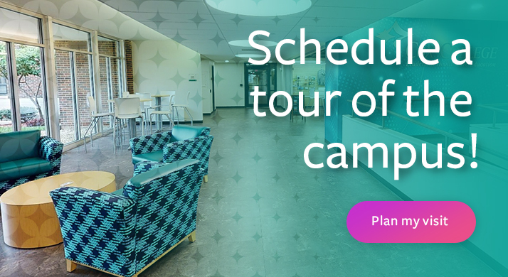 Schedule a Tour of Cox College Campus